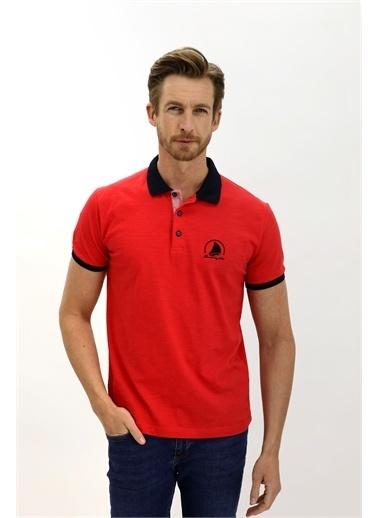 Kiğılı Tişört Kırmızı